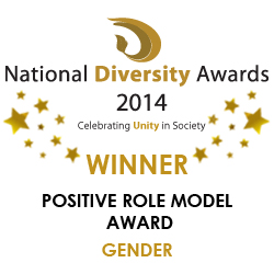 2014 National Diversity Award square