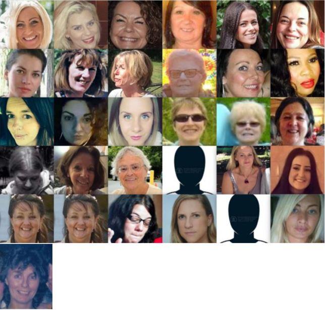 31 women