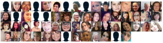 61 women