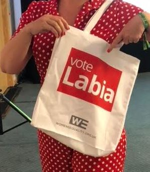 Vote Labia