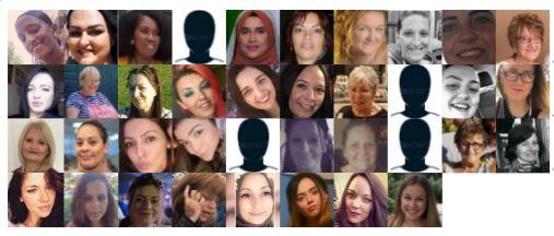 38 women